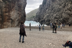 "The ""secret"" beach at the bottom of Sa Callobra"