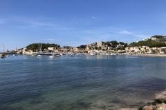 The beach at Port de Soller