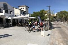 Tolos cafe in Port de Polenca
